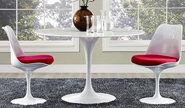 Tulip Table: The Timeless Appeal Of The Mid Century Modern Tulip Dining U0026  Coffee Tables